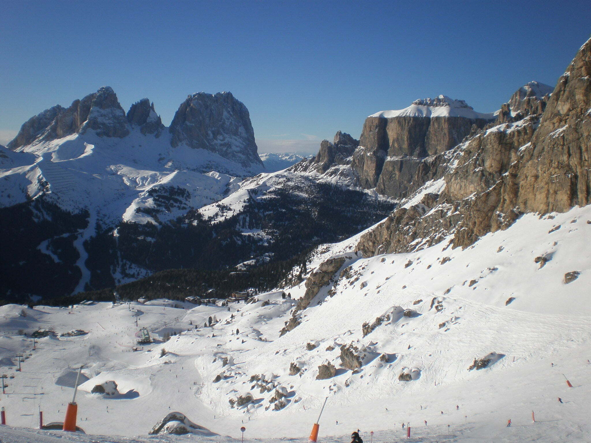 Primera Jornada: Alta Badia