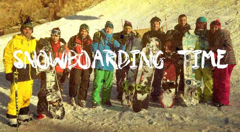 Estreno Temporada de Snow 2013-14