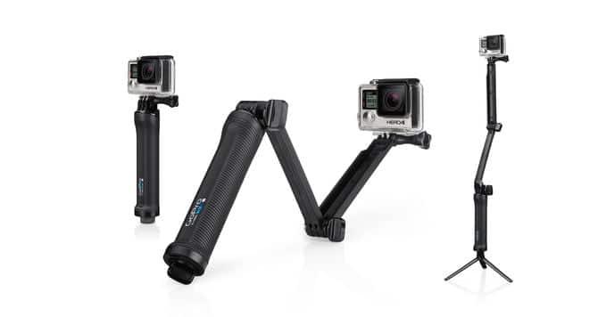Accesorios Gopro: Cinco accesorios que debes tener GoPro AFAEM-001 65 €