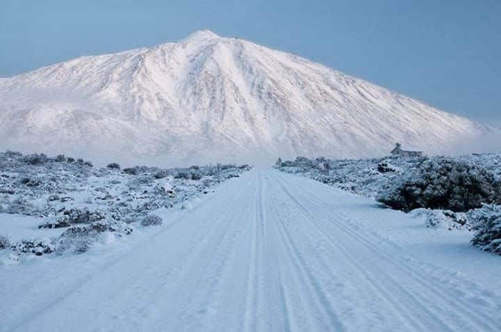 Snowboard en el Teide Artesanal