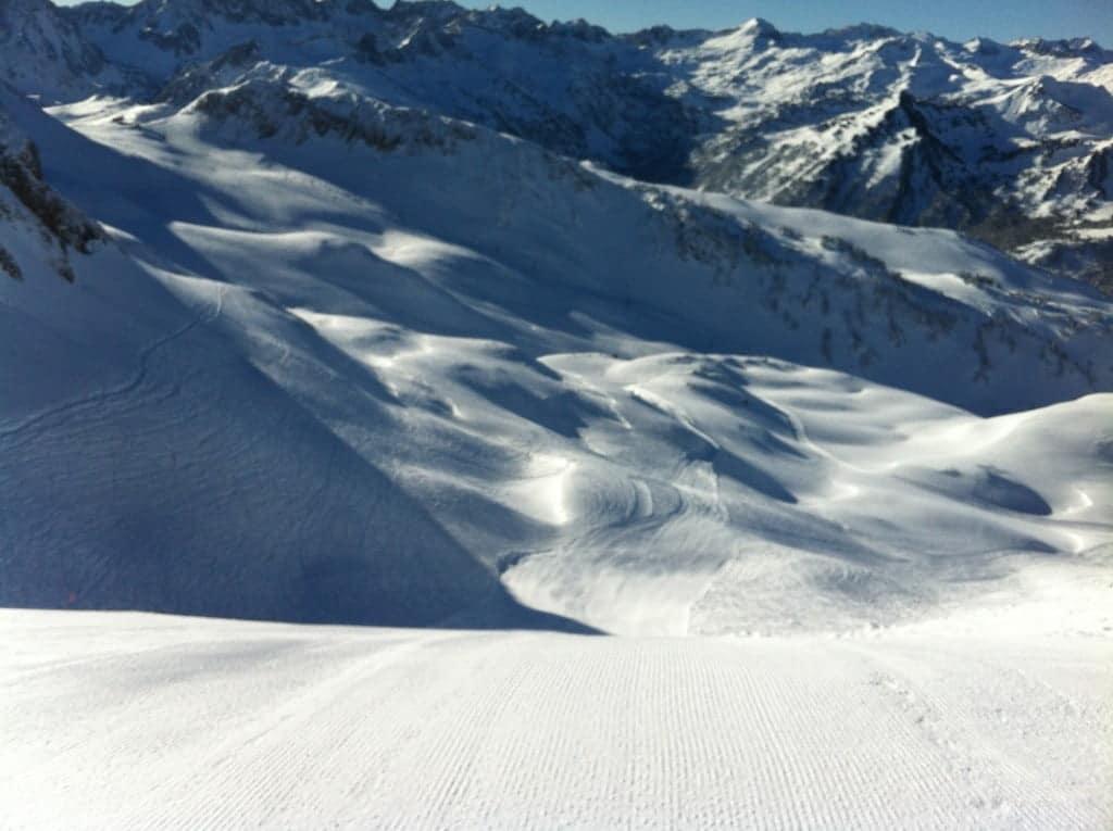 Conociendo Baqueira Beret con muchísima nieve
