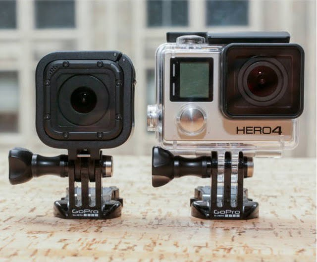 HERO 4 Session: La última Gopro