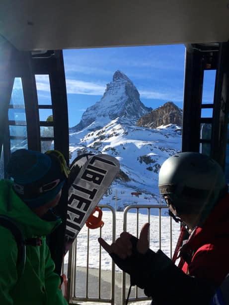 Cómo nos gustó Cervinia - Zermatt