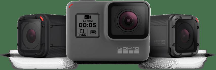 Características de la Nueva GoPro 5