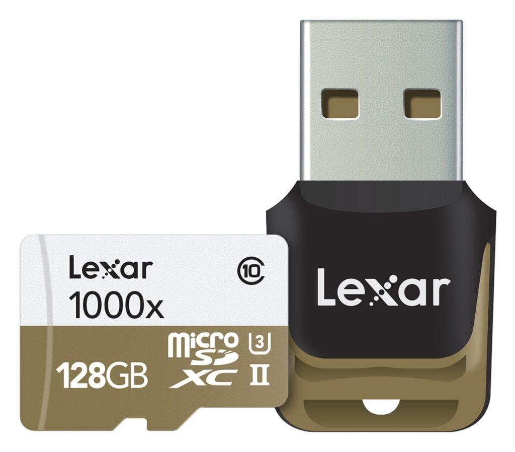 ¿Cuál es la mejor tarjeta microSD para la GoPro 6 o 7?