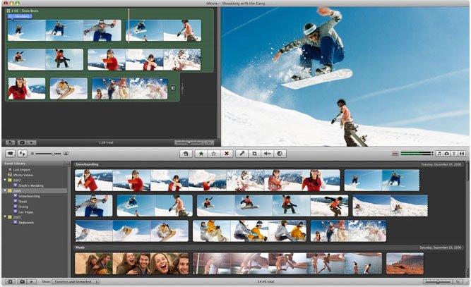 Los 10 mejores programas de edición de vídeo para tu GoPro