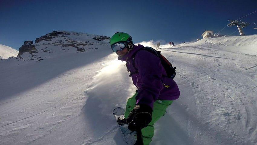5 Cosas Que he Aprendido de la GoPro Hero 5 en la Nieve