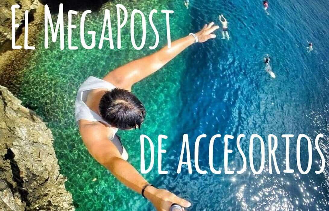 Accesorios GoPro: El Megapost Definitivo – Todo lo que puedes Necesitar