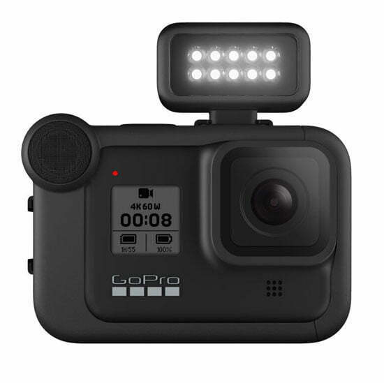 hero 8 lightmod